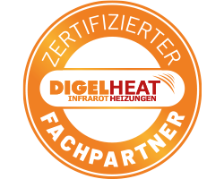 DIGEL HEAT Zertifizierter Partner